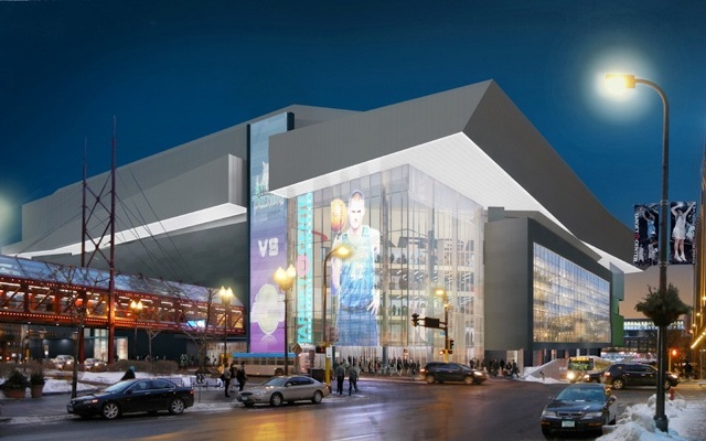 Target Center renovations get bogged down in details