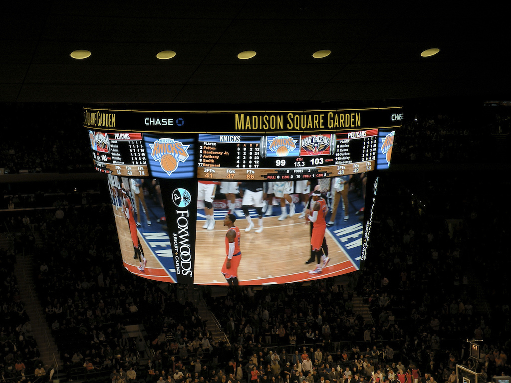 Bad Knicks Record Few Worries At Madison Square Garden Arena Digest