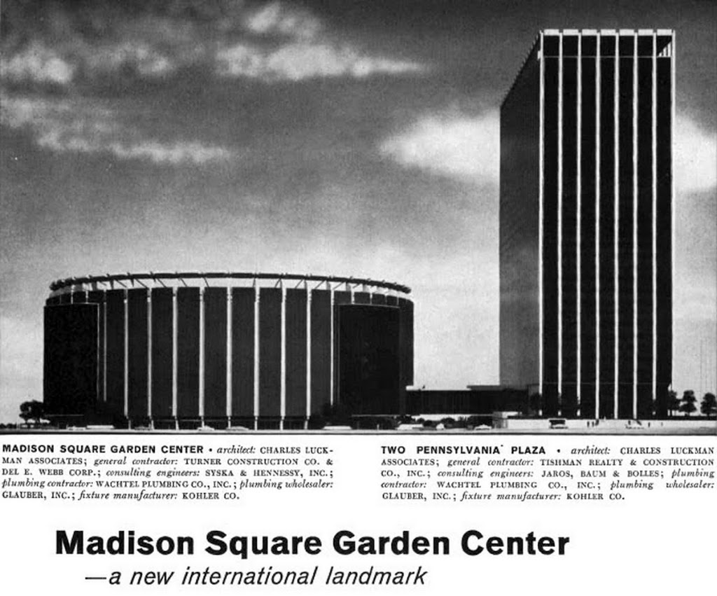 At 5b replacing madison square garden doesn 39 t seem likely - How old is madison square garden ...