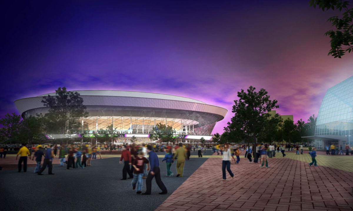 New Virginia Beach Arena
