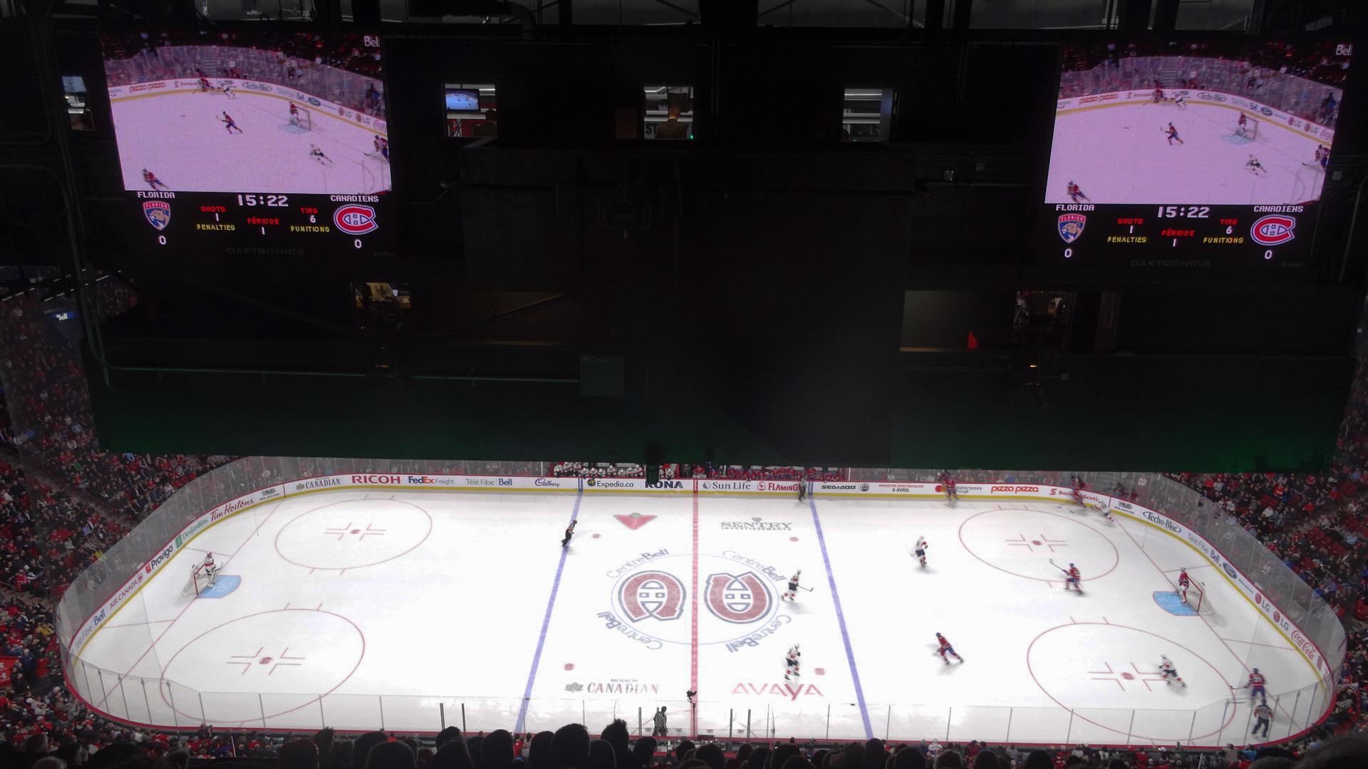 Nhl Arenas Oldest To Newest Arena Digest