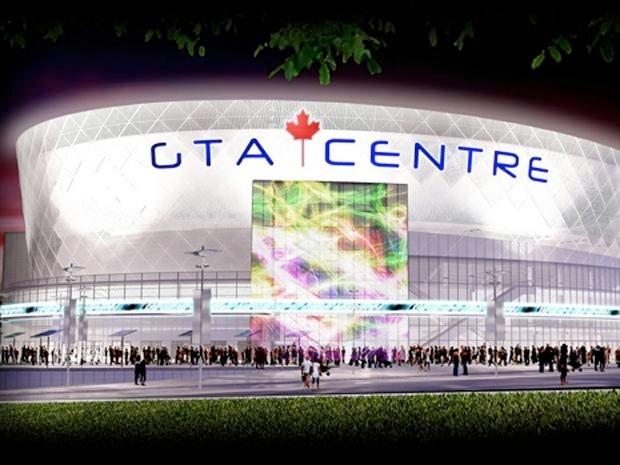 Proposed New Markham Arena