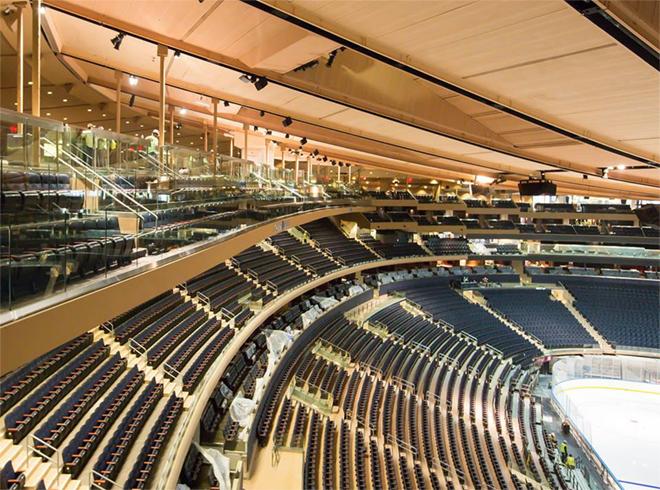 Madison Square Garden Chase Bridges