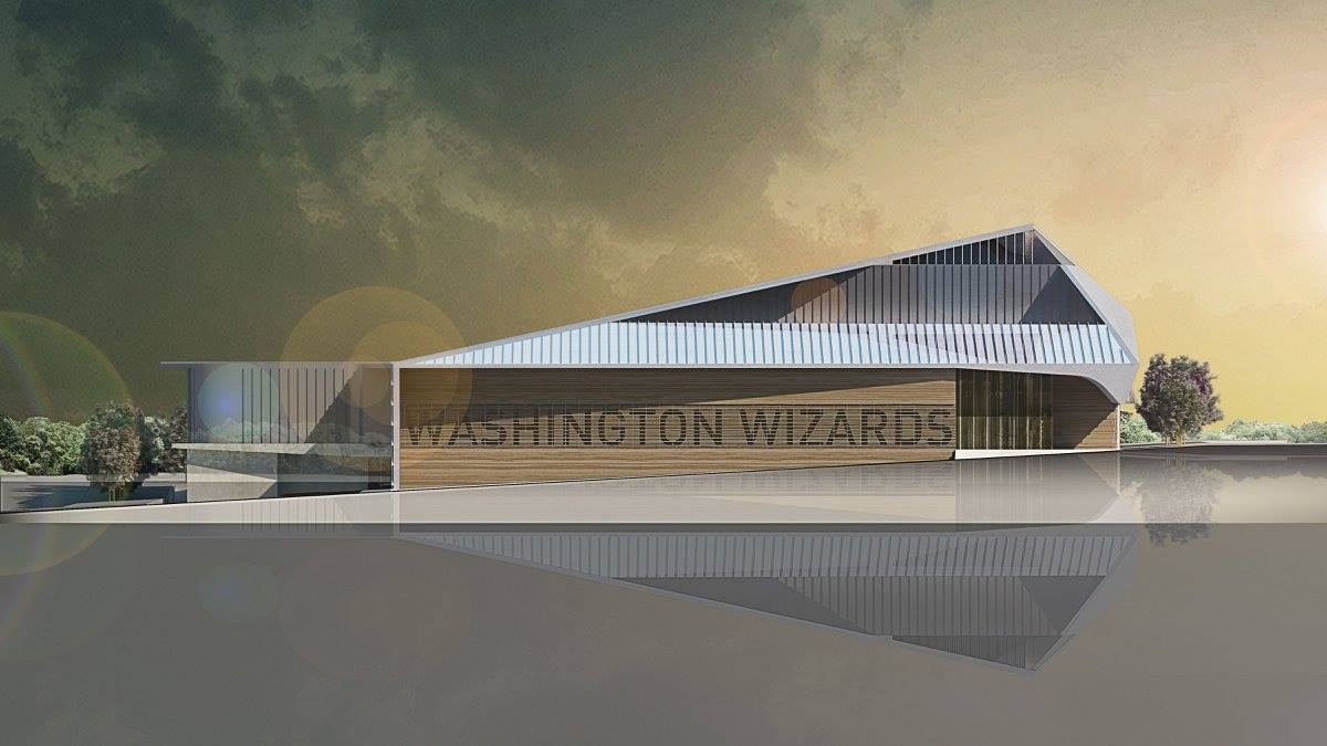 New Wizards/Mystics facility