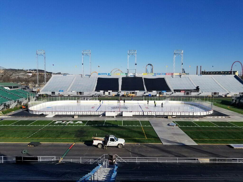 Hersheypark Stadium outdoor classic