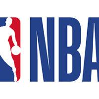 NBA horizontal logo