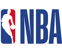 NBA horizontal logo