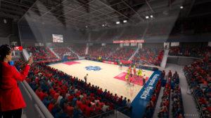 Washington Entertainment and Sports Arena