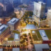 Pittsburgh Penguins Civic Arena Site Redevelopment Rendering-small