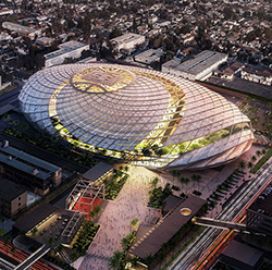 Judge Sides With Inglewood, Clippers in Arena Lawsuit - Arena Digest